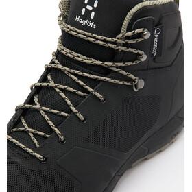 Haglöfs L.I.M Proof Eco Mid Shoes Dame true black